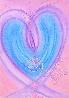 spiritual healing, words of affirmation